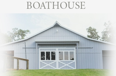 Up the Creek Farms Boathouse