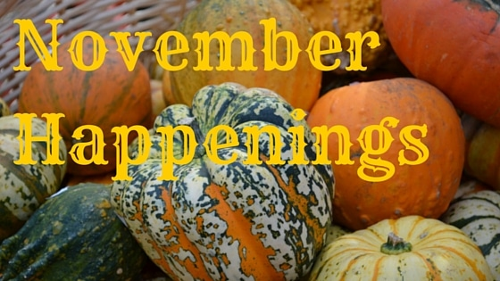 November Happenings