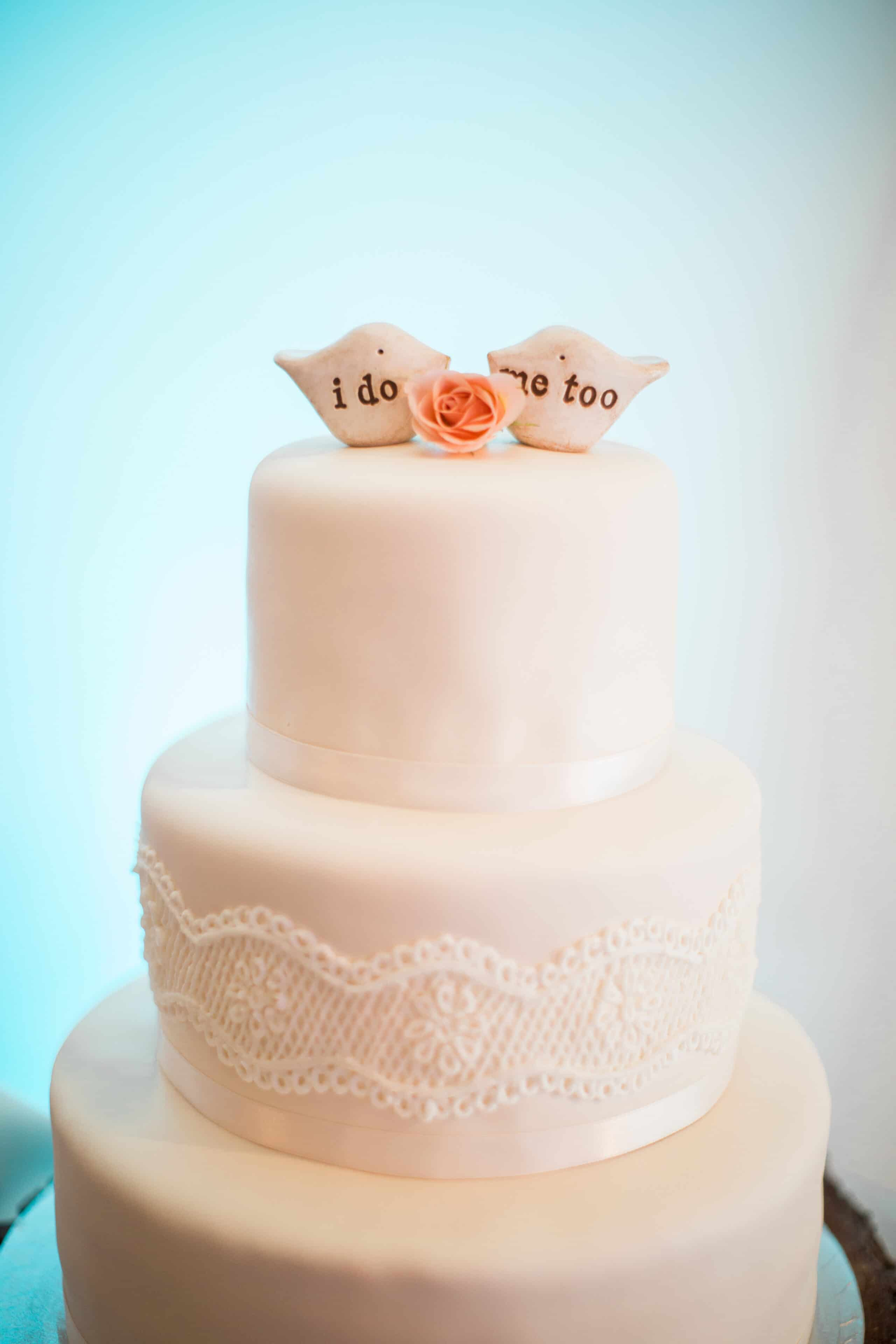 Photo By: Kati Rosado Photography ~ Cake By: Best Little Cake House