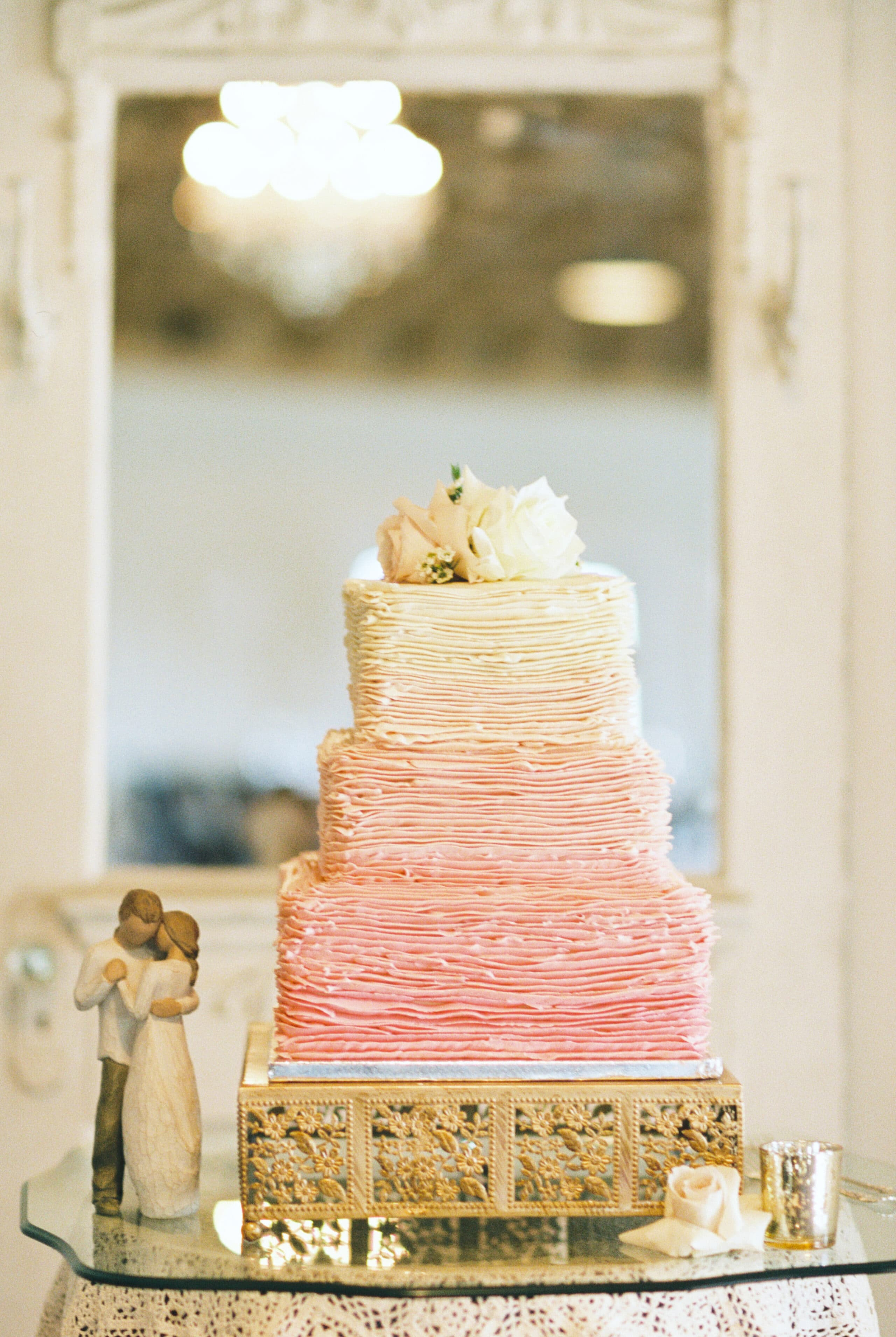 Photo By: Kati Rosado Photography ~ Cake By: Sweet by Holly