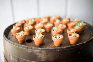 Wedding Favors at Up the Creek Farms